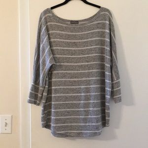Market and Spruce Striped Sweater